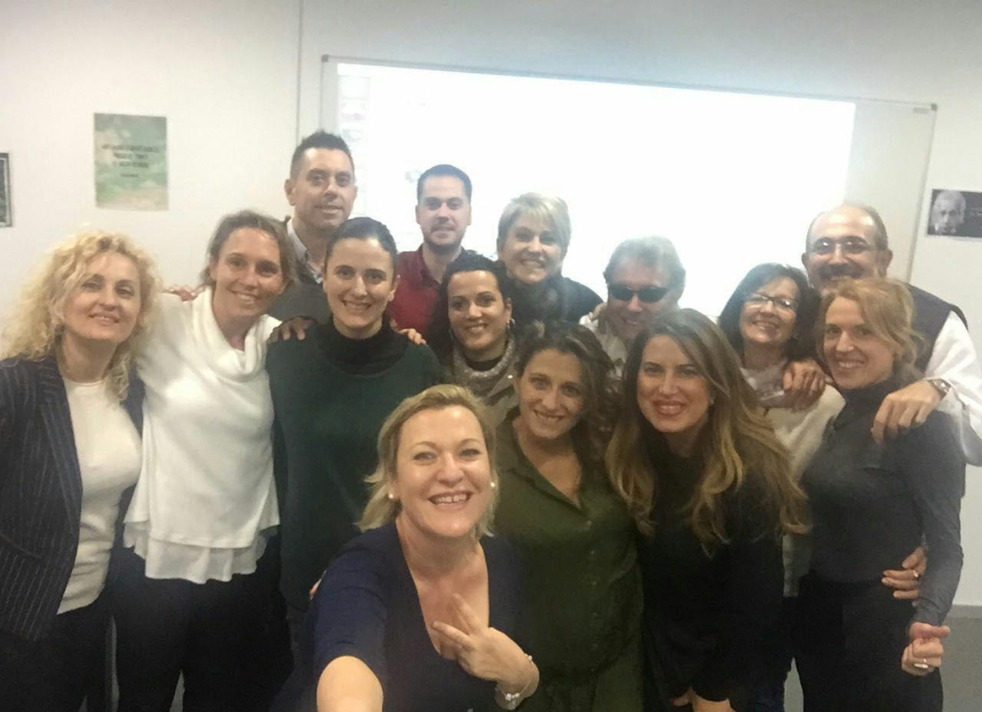 II Curso Especialista Universitario Coaching Profesional en La Universidad de Murcia