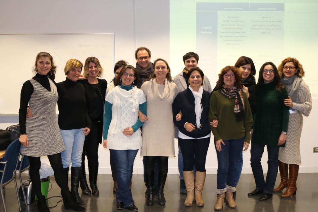 I Curso Universitario Coaching Ejecutivo. Barbara Hernandez