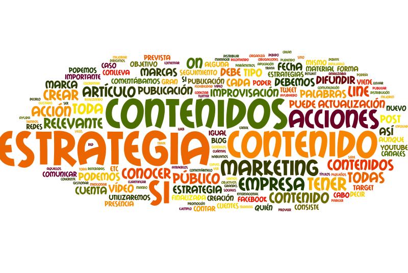 Marketing de Contenidos. Elemento Crucial para el 2017