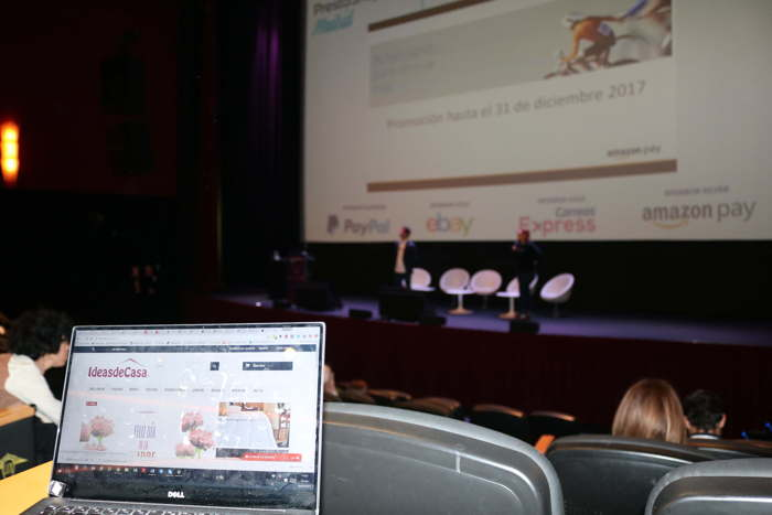 Ideasdecasa en el Prestashop Day Madrid