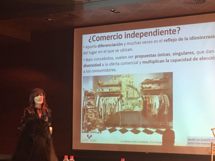Pilar Zorrilla en el MShF