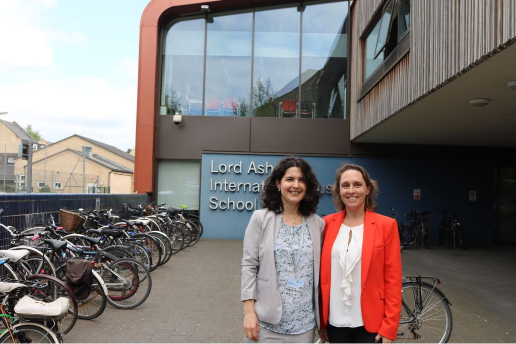 Lord Ashcroft International Business School